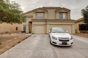 No Down Payment! Priced to sell! 6 bed, 4 bath, 3921 sq ft, loft, 3 car garage huge yard, $235,000 – 17581 N AVELINO DR, Maricopa, AZ