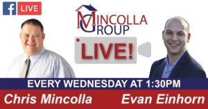 Mincolla Group Live Wednesday's 1:30pm