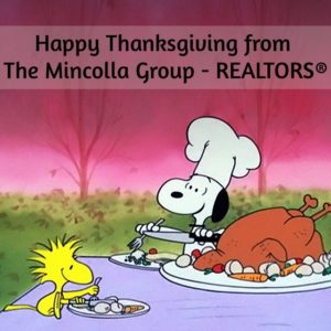 Happy Thanksgiving From The Mincolla Group!