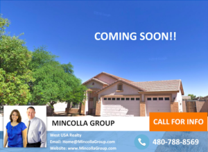 COMING SOON! 4bd, 2ba, 1906 sqft. 3 car garage, 7,761 sqft lot, $240,000, 2134 WEST DARREL ROAD PHOENIX, AZ 85041